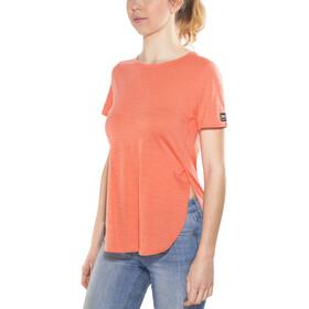 super.natural Comfort Japan - Camiseta manga corta Mujer - rosa